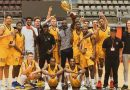 Hoops, we did it again! Gugs basketball club African regional champs